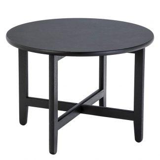 Spän Soffbord 60 svart