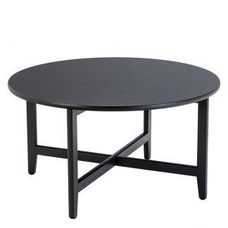 Spän Soffbord 80 svart