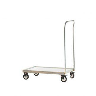 Vagn till stapelbara stolar