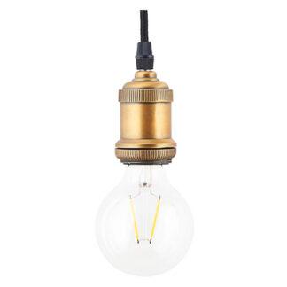 Led-lampa, klar decoration dimbar