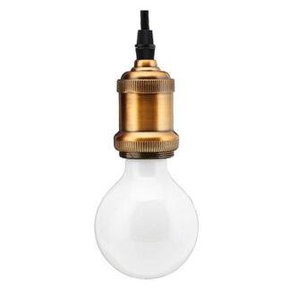 Led-lampa, white decoration dimbar