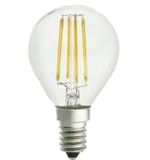 LED dimbar klot E14 4W Ø45mm