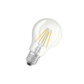 LED E27 9W klar dim tone