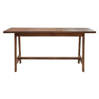 Sociale ståbord H110 i massiv ek