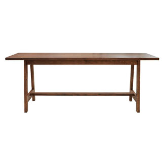 Sociale bord H90 i massiv ek